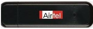 Airtel 3G USB Data Card