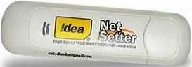 Idea Net Setter Huawei E155 3G USB Data Card